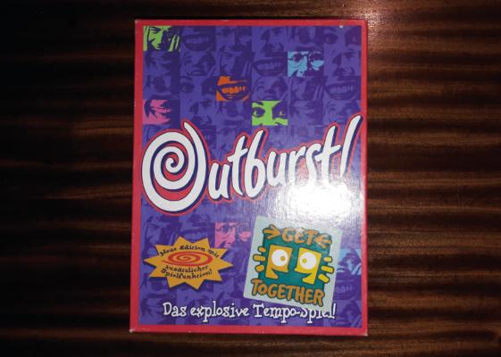 Outburst !
