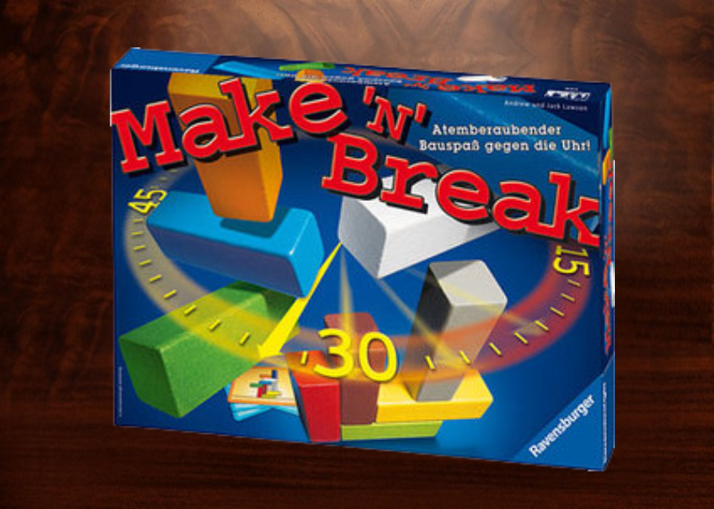 "Make ""n"" Break"