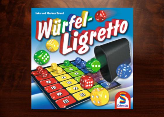 Würfel Ligretto
