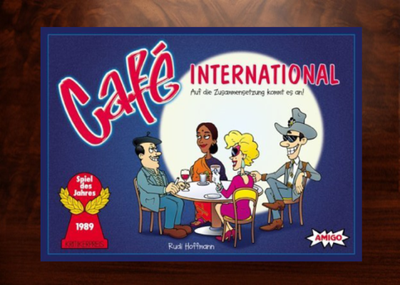Cafè International