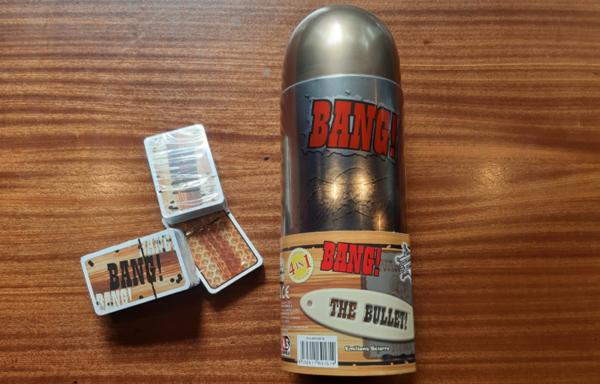 Bang – The Bullet !
